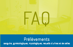 FAQ – Prélèvements